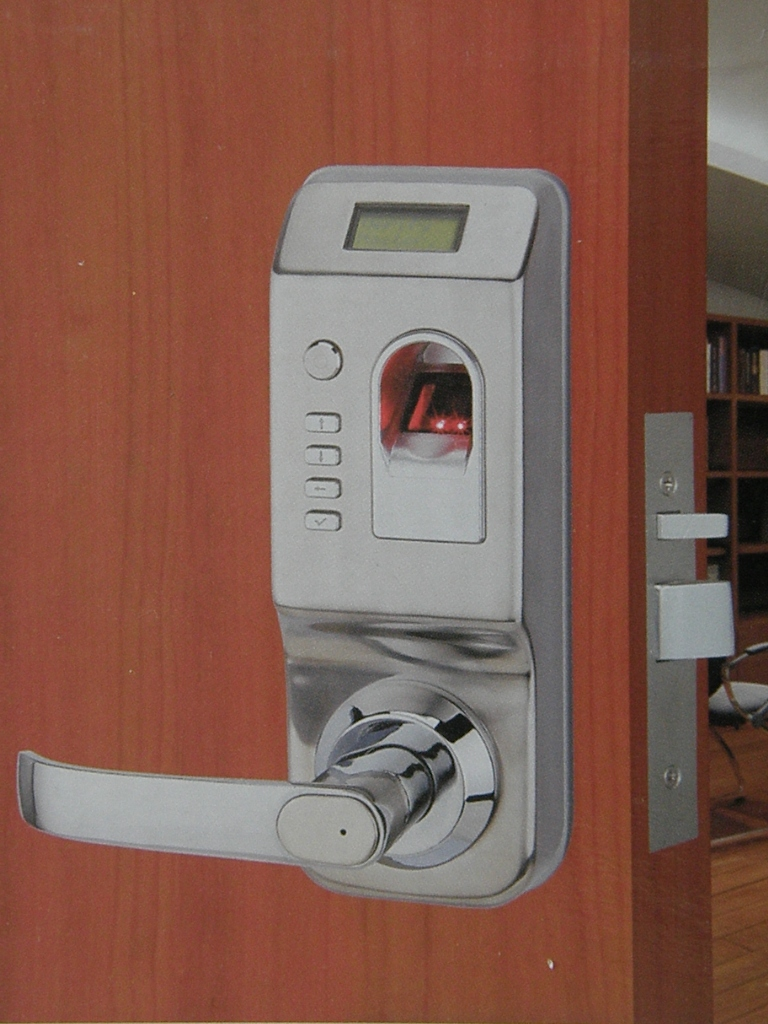 Security Keyless Fingerprint Biometric Door Lock BF-LH-I