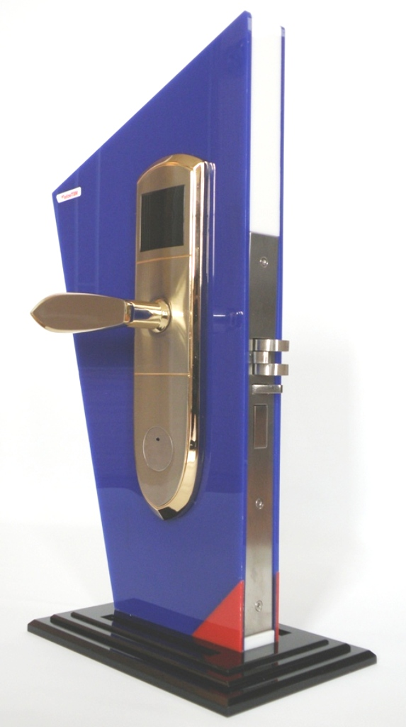 RFID Access Hotel Door Lock MRF500-J-LH Left Hand
