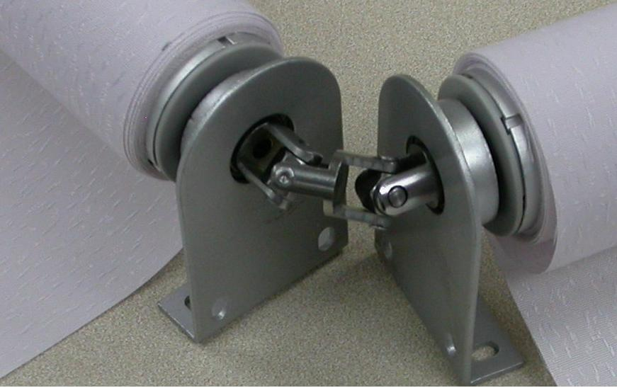 90Degree coupler or joiner for CL338H shade rod